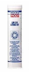 Высокотемпературная смазка для ступиц подшипников LM 50 Litho HT