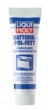 Batterie-Pol-Fett